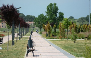 İvrindi'nin gözbebeği 'Millet Parkı'