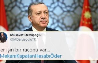 İYİ Parti'den Erdoğan'a 'Tam Kapanma' Mesajı:...