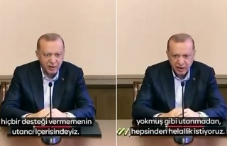 İyi Parti, Erdoğan'ın 'Helallik' Videosuna Alt...