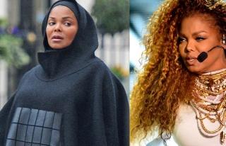 Janet Jackson eski kıyafetlerini ne yapacak?