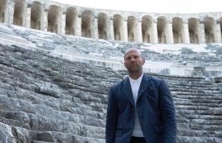 Jason Statham'ın Antalya paylaşımına beğeni...