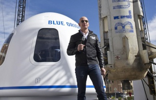 Jeff Bezos Salı Günü Kendi Aracıyla Uzaya Gidiyor:...