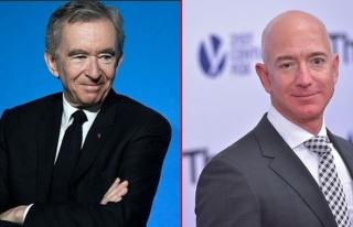 Jeff Bezos tahttan indi! Dünyanın en zenginleri...