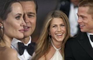 Jennifer Aniston, Angelina Jolie'nin Hamile Olduğunu...