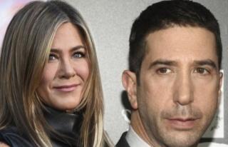 Jennifer Aniston, David Schwimmer benim kardeşim