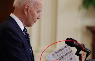 Joe Biden'ın Türkiye ile ilgili açıklamalarda...
