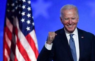 Joe Biden seçim sonucu netleşmeden ABD halkına...