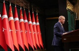 Kabine Toplantısı Sonrası Erdoğan Açıklamalarda...