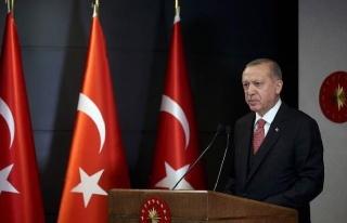 Kabine Toplantısı Sonrası Erdoğan'dan Tatil Açıklaması:...