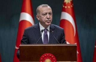 Kabine Toplantısı Sonrası Erdoğan Kameraların...