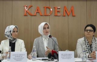 KADEM İstanbul Sözleşmesi'ne Sahip Çıktı: 'Eşcinselliğin...