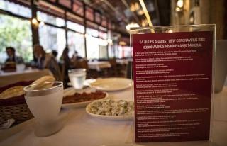 Kafe ve Restoranlara 'Londra Formülü': 17 Mayıs'tan...
