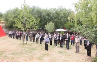 Kale'de ilçesinde yağmur duası ve hayrı yapıldı