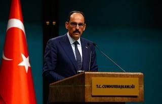 Kalın: 'Esed Rejimiyle İletişimi Rus ve İranlı...