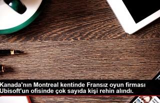 Kanada'nın Montreal kentinde Fransız oyun firması...