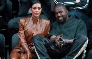 Kanye West, Kim Kardashian'ı ünlü bir şarkıcıyla...