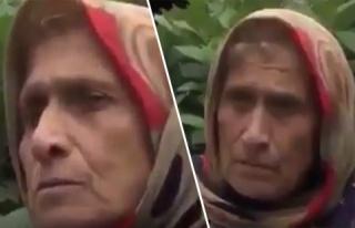 Karadenizli Teyzenin İsyanı: 'Su Bize Küstü, Dere...