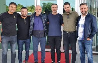 Karaman Kayseri'den ayrıldı
