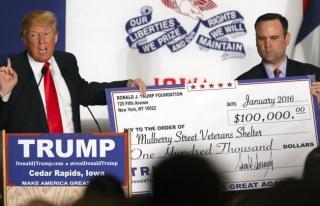Karar Açıklandı: Trump'a Vakfının Fonlarını...