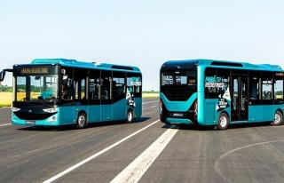 Karsan, Busworld Europe'da Atak Electric ve Jest...