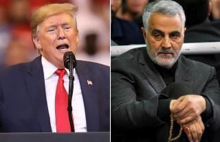 Kasım Süleymani Suikasti: İran, Trump Hakkında...