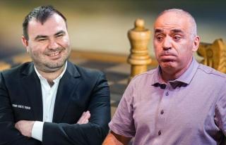 Kasparov, Mamedyarov'a Karşı 7 Hamlede Kaybetti