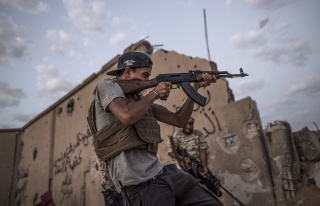 Kaynaklar Guardian'a Konuştu: Libya'ya Savaşa Giden...