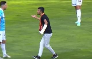 Kayseri'de büyük skandal! Trabzonsporlu Anastasios...