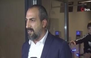 Kayserispor Basın Sözcüsü Tokgöz: 'Adebayor ile...