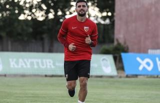 Kayserispor'da Alibec ve Avramovski takıma katıldı