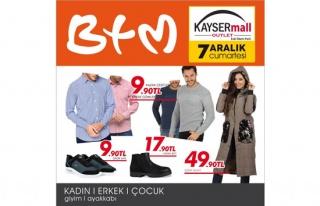 KAYSERmall Alışveriş Merkezi'ne yeni marka eklendi
