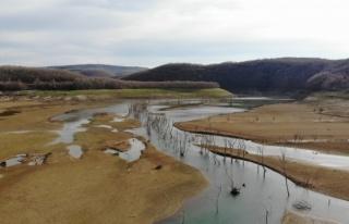 Kazandere ve Papuçdere barajlarından kötü haber
