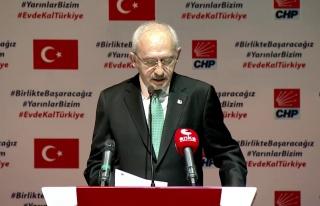 Kemal Kılıçdaroğlu'ndan Koronavirüse Karşı...