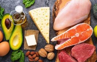 Ketojenik diyete dikkat! Kalp krizi ve inme riskini...