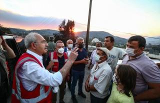 Kılıçdaroğlu: 'Erdoğan Ormanlarda Yapılaşma...