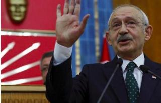 Kılıçdaroğlu Erken Seçim Çağrısını Yineledi:...