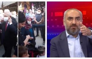 Kılıçdaroğlu'na Saygısızlık Yapan Kadının...