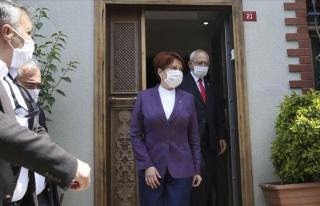 Kılıçdaroğlu'nun Açıklamaları İYİ Parti'de...