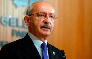 Kılıçdaroğlu: 'Recep Tayyip Erdoğan, Türkiye...