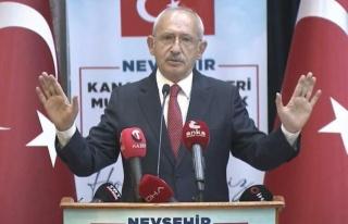 Kılıçdaroğlu: 'Rüşvet Alanın Burnundan Getirmezsem...