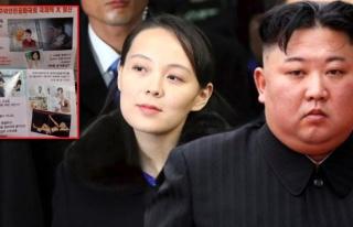 Kim Jong-Un'un eşinin uygun olmayan fotoğrafları,...