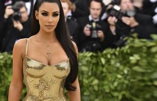 Kim Kardashian'dan skandal mesaj: Joe Biden'a sözde...