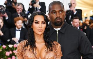 Kim Kardashian ile Kanye West evleri ayırdı