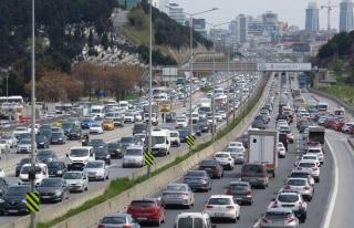 Kısıtlama Öncesi İstanbul Trafiği Yine Felç!