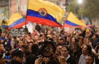 Kitlesel Gösteriler Geri Adım Attırdı: Kolombiya'da...