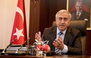 KKTC Cumhurbaşkanı Akıncı: 'Adına Barış Pınarı...