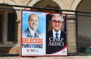 KKTC'deki Kritik Seçimde İkinci Tur: Tatar ve Akıncı...