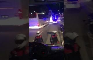 KKTC'li Bürokratın Kızı Karantina Otobüsünden...