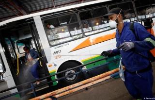 Koronavirüs Canlı Blog | Güney Afrika'da İlk Ölüm...