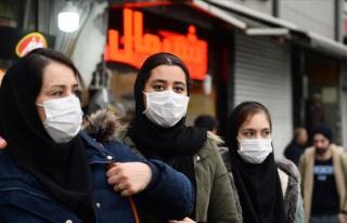 Koronavirüs Canlı Blog: İran'da Can Kaybı 1556'ya...